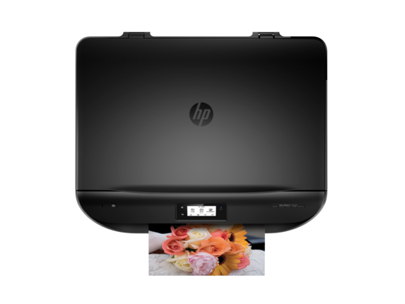 HP ENVY 4520 All-in-One Printer - Top view closed