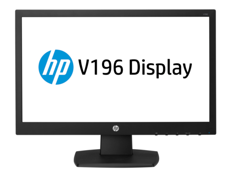 HP V196 18.5-inch Monitor
