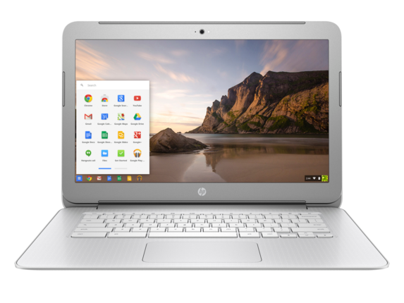 HP Chromebook - 14-ak040nr - Center