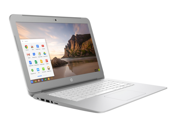HP Chromebook - 14-ak040nr - Right