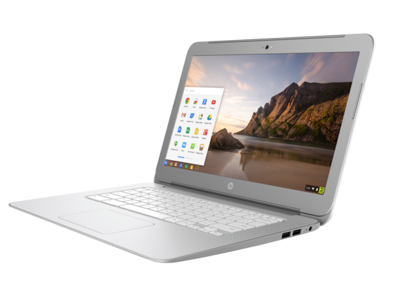 HP Chromebook - 14-ak040nr - Left