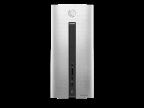HP Pavilion Desktop - 550-254na (ENERGY STAR)