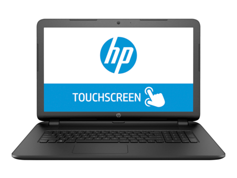 HP 17-P000 Notebook PC-Serie (Touch)