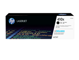 HP 410X High Yield Black Original LaserJet Toner Cartridge, CF410X