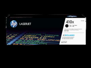 HP 410X High Yield Black Original LaserJet Toner Cartridge, CF410X