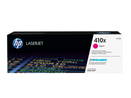 HP 410X High Yield Magenta Original LaserJet Toner Cartridge, CF413X
