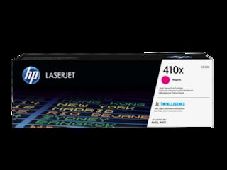 HP 410X High Yield Magenta Original LaserJet Toner Cartridge, CF413X