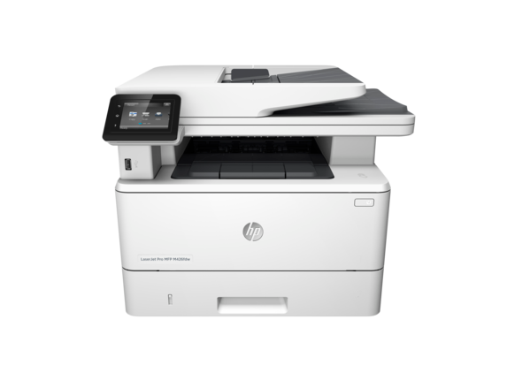 HP LaserJet Pro MFP M426fdw - Center