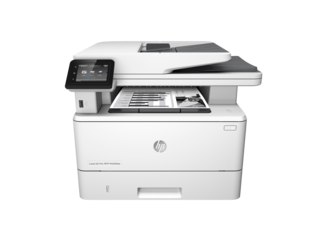 HP LaserJet Pro MFP M426fdw - Img_Center_320_240