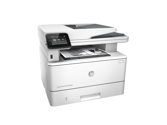 HP LaserJet Pro MFP M426fdw - Right