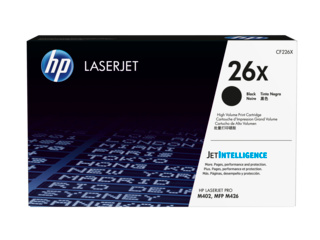 HP 26 Toner Cartridges