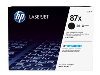 HP 87 Toner Cartridges