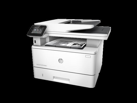 HP LaserJet Pro MFP M426fdn - Left
