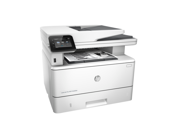HP LaserJet Pro MFP M426fdn - Right
