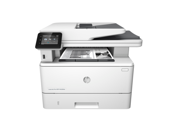 HP LaserJet Pro MFP M426fdn - Center