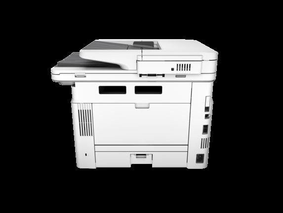 HP LaserJet Pro MFP M426fdn - Rear