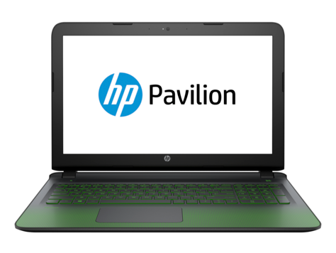 HP Pavilion Gaming- 15-ak000 notebook