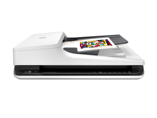 HP ScanJet Pro 2500 f1 Flatbed Scanner - Img_Center_320_240