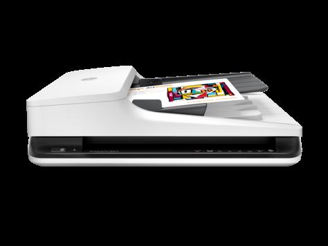 Σαρωτής επίπεδης επιφάνειας HP ScanJet Pro 2500 f1