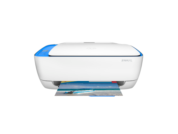 HP DeskJet 3633 All-in-One Printer - Center