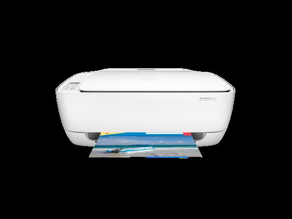 HP DeskJet 3633 All-in-One Printer - Center