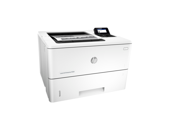 HP LaserJet Enterprise M506dn - Right