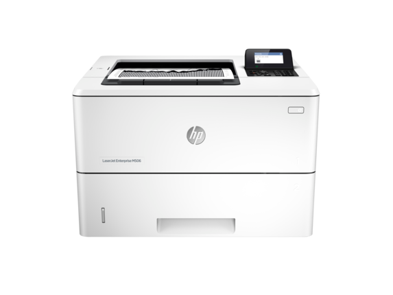 HP LaserJet Enterprise M506dn - Center
