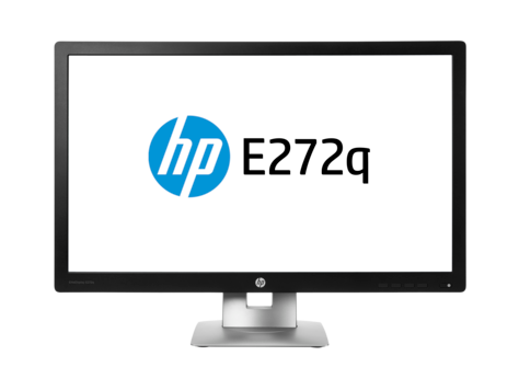 HP EliteDisplay E272q 27인치 QHD 모니터