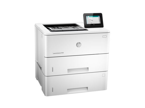 HP LaserJet Enterprise M506x - Right