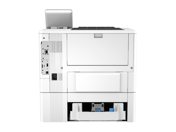HP LaserJet Enterprise M506x - Rear