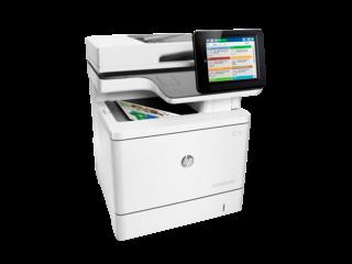 HP Color LaserJet Enterprise MFP M577f - Img_Right_320_240