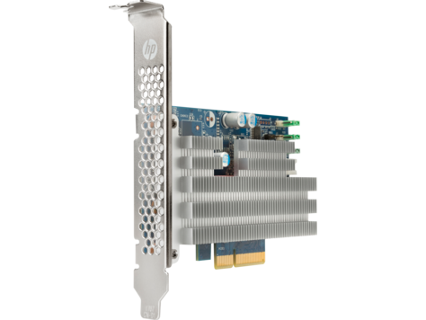 HP Z Turbo Drive 512GB PCIe Solid State-stasjon