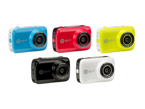 HP lc200w Wireless Mini Camcorder