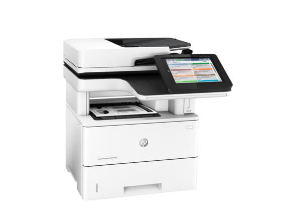 HP LaserJet Enterprise MFP M527f - Right