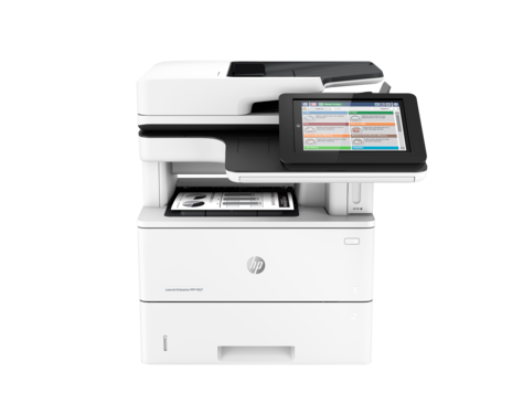 HP LaserJet Enterprise Flow MFP M527c