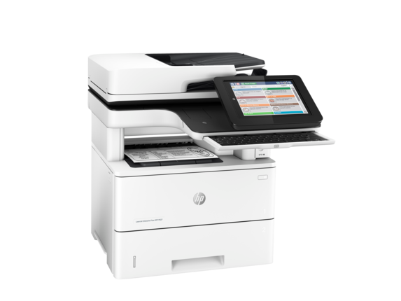 HP LaserJet Enterprise Flow MFP M527z - Right