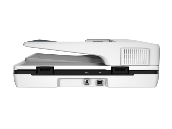 HP ScanJet Pro 3500 f1 Flatbed Scanner - Rear