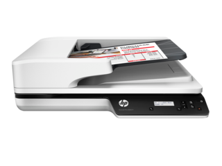 HP ScanJet Pro 3500 f1 Flatbed Scanner - Img_Center_320_240