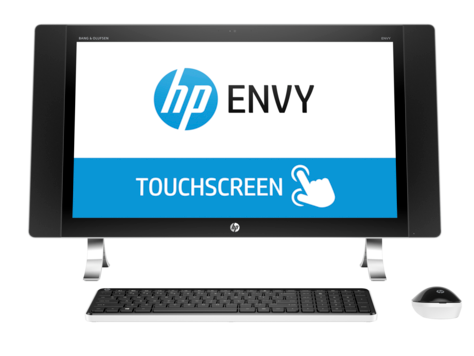 HP ENVY 27-p000 All-in-One desktopserie (Touch)