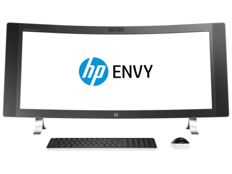 Desktop All-in-One HP ENVY Curved serie 34-a200