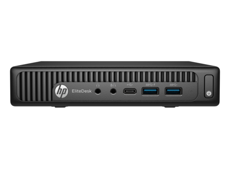 HP EliteDesk 800 35W G2 stasjonær mini-PC