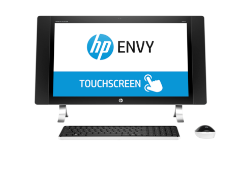 PC Desktop HP ENVY Multifuncional série 24-n000