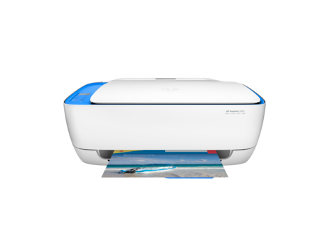 HP DeskJet 3637 All-in-One Printer