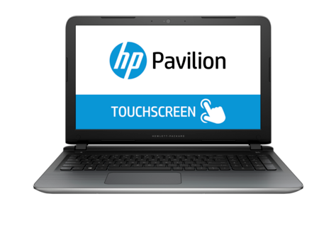 PC Notebook HP Pavilion serie 15-ab200 (táctil)