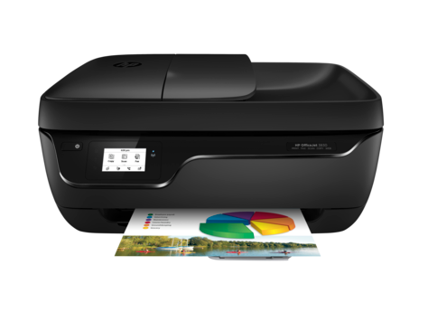 Impressora série HP OfficeJet 3830 All-in-One