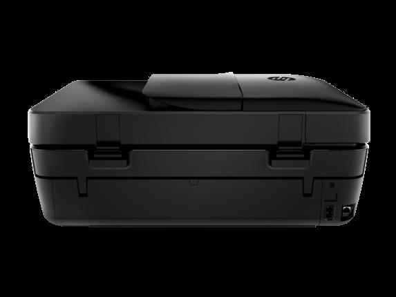 HP OfficeJet 4650 All-in-One Printer - Rear