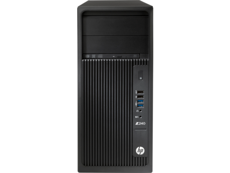 Workstation tower HP Z240