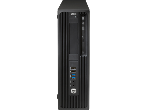HP Z240 Small Form Factor-Workstation