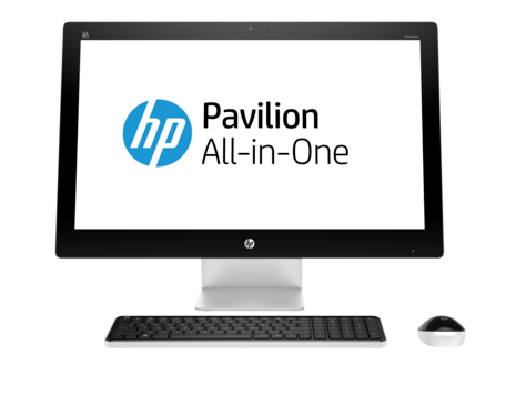 PC Desktop HP Pavilion Multifuncional série 27-n100