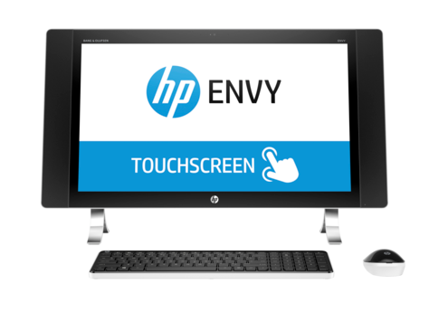 HP ENVY 27-P000 All-in-One-Desktop PC-Serie (Touch)